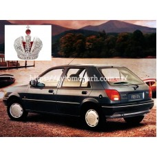 Автостекла на Ford Fiesta/Courier 1989 - 1995
