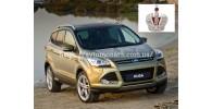 Автостекла на Стекло Ford Kuga 2 / Escape 2013-