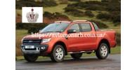 Автостекла на Автостекла Ford Ranger 2012-