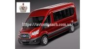 Автостекла на Стекло Ford Transit 7 2014-