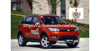 Автостекла на Автостекла Great Wall Haval M4 2013-