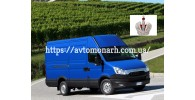 Автостекла на Автостекла Iveco Daily 1999-2015