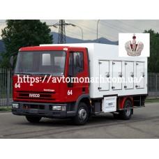 Автостекла на Iveco Eurocargo  1991-2003
