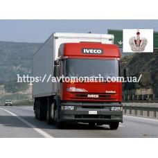 Автостекла на Iveco Eurotech  1992-2003