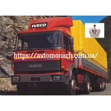 Автостекла на Iveco Turbostar  1984-1993