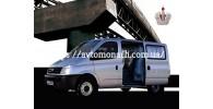 Автостекла на Автостекла LDV Maxus 2004-2008