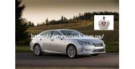 Автостекла на Автостекла Lexus ES250/350/300 2013-
