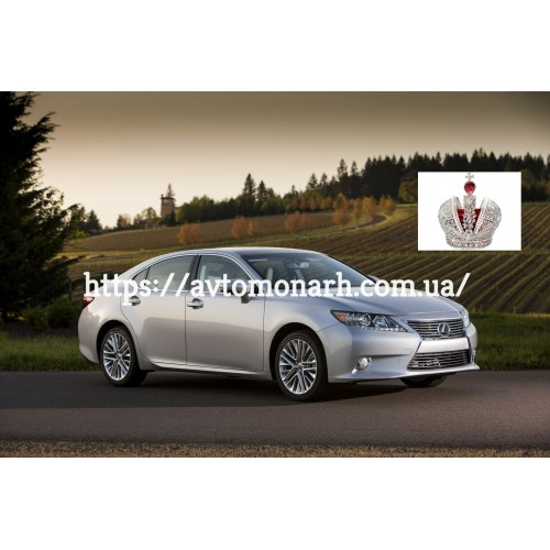 Правое боковое стекло Lexus ES250/350/300 (3032) на Lexus ES250/350/300h (Седан)