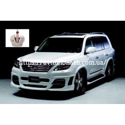 Правое боковое стекло Toyota Land Cruiser J200/Lexus LX570  (Внедорожник 5-дв.) на Toyota Land Cruiser J200 (Внедорожник)
