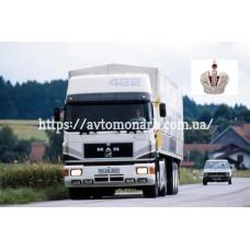Автостекла на MAN F90/M90/F2000 1986 -