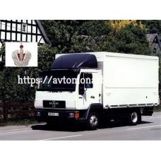 Автостекла на MAN L2000  1993-1997