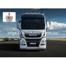 Автостекла на MAN TGA/TGX Wide Body XLX 2000-