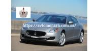 Автостекла на Автостекла Maserati Quattroporte 2014-
