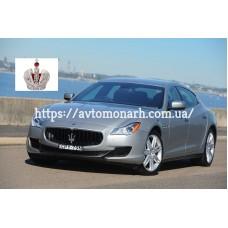 Автостекла на Maserati Quattroporte  2014 -