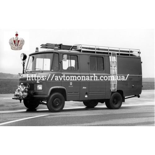 Резинка для Mercedes W309 (19715) на Mercedes 406-608/T1/L309/L611 (низкий) (Минивен)