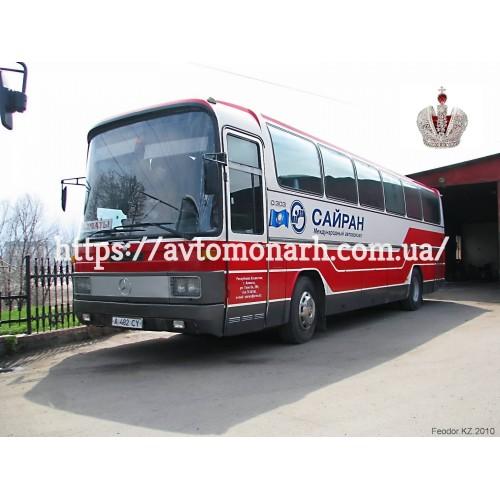 Лобовое стекло Mercedes O303 HD156 (3461) на Mercedes O-303 HD156 (D549)/O-315 (высокий) (Автобус)