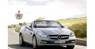 Автостекла на Автостекла Mercedes W172 SLK 2011-