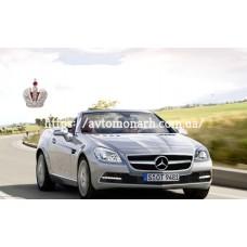 Автостекла на Mercedes W172 SLK 2011-