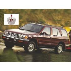 Автостекла на Nissan Terrano D21/Pathfinder/Navara 1998 - 2004