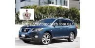 Автостекла на Автостекла Nissan Pathfinder R52 2013-
