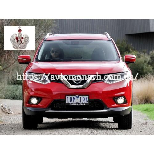 Лобовое стекло Nissan X-Trail /Rogue(20277) на Nissan X-Trail (Внедорожник)