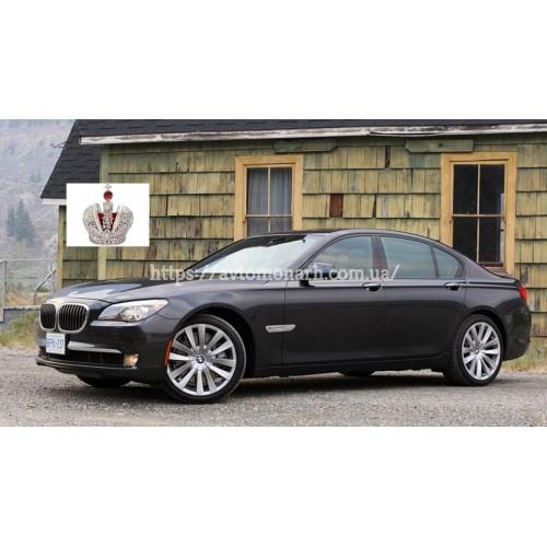 Заднее стекло BMW 7 (28557) на BMW 7 (F01/F02) (Седан)