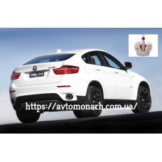 Автостекла на BMW X6 2014 -