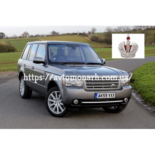 Гвоздь (4837) на Range Rover (Внедорожник)