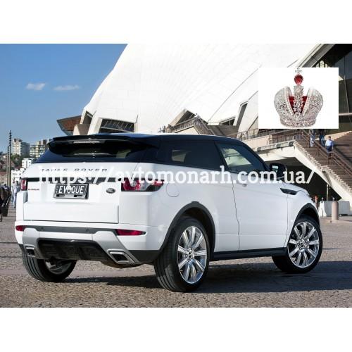 Левое боковое стекло Land Rover Range Rover Evoque (4860) на Range Rover Evoque (5 дв.) (Внедорожник)