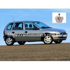 Автостекла на Opel Corsa B 1994 - 2001
