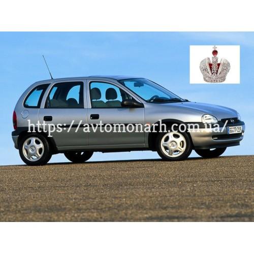 Лобовое стекло Opel Corsa B (Хетчбек, Комби) на Opel Corsa B (Хетчбек, Комби)