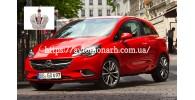 Автостекла на Opel Corsa E 2014 -