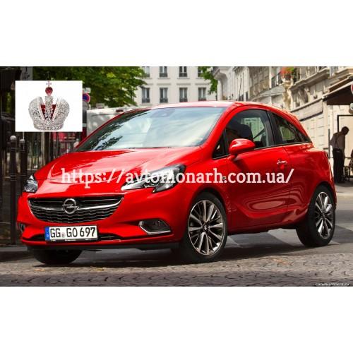 Лобовое стекло Opel Corsa E (4432) на Opel Corsa E (Хетчбек)