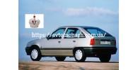 Автостекла на Opel Kadett E/Karavan/Combo A 1989-1998