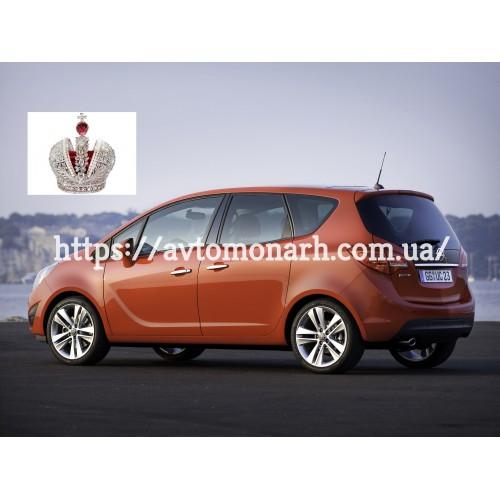 Заднее стекло Opel Meriva B (4476) на Opel Meriva B (Минивен)
