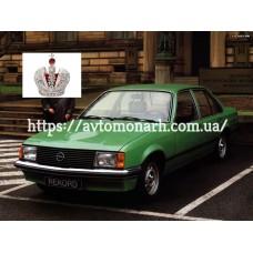 Автостекла на Opel Rekord E1  1982 - 1986