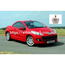 Автостекла на Peugeot 207 CC 2007 - 2011