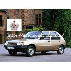 Автостекла на Peugeot 309  1983 - 1998