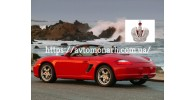 Автостекла на Автостекла Porsche Boxster/Cayman/987 2005-2012