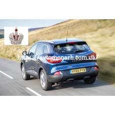 Автостекла на Renault Kadjar  2015 -