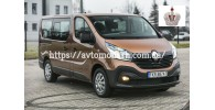 Автостекла на Стекло Renault Trafic 3 2014-