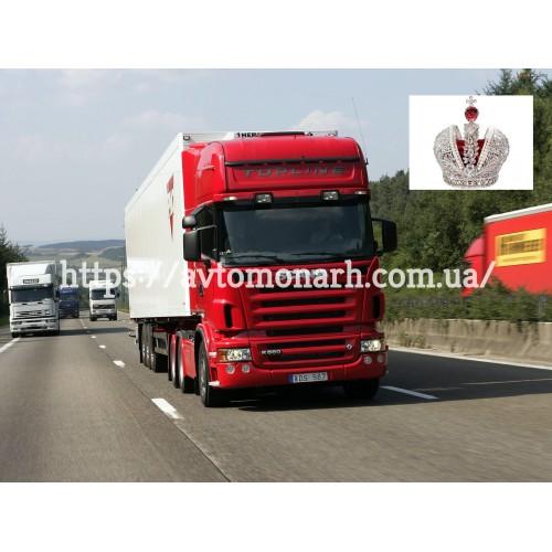 Лобовое стекло Scania R-SERIES/G-SERIES/P-SERIES (5221) на Scania 5 Serie (Грузовик)