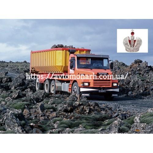 Лобовое стекло Scania T-SERIES (19770) на Scania T82-112 M/H/T/P/G-Serie (Грузовик)