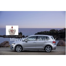 Автостекла на VW Golf Sportsvan 2014-
