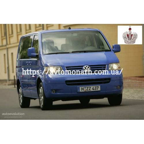 Лобовое стекло VW Transporter T5/T6/Caravelle/Multivan (20426) на VW Transporter T5/Caravelle/Multivan (Минивен)