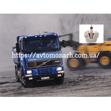 Автостекла на Volvo FH12/FH16/FM 1993 - 2012