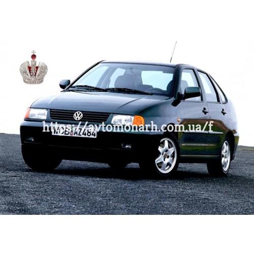 Правое боковое стекло VW Polo  (6286) на VW Polo (Седан, Комби)